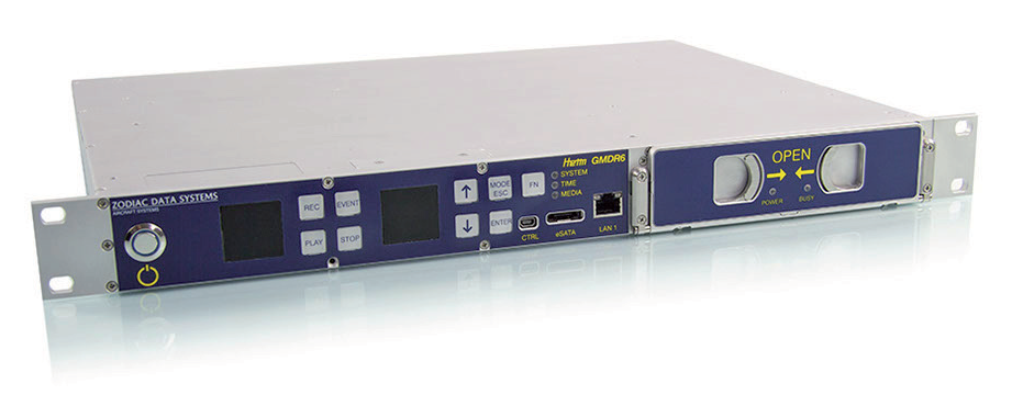 The Ground Based Modular Data Recorder GMDR6